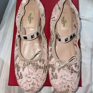 Valentino shoes size 36.5